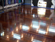 All types Laminate floors